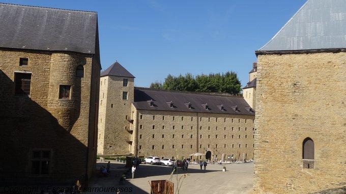 Hôtel le Château-fort de Sedan