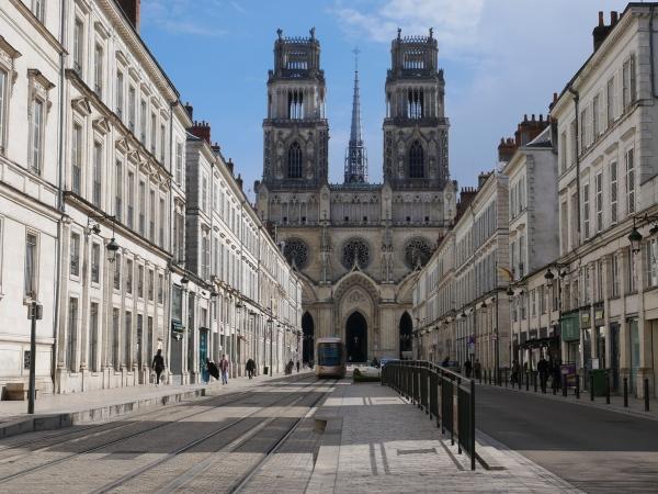 escapade amoureuse à Orléans
