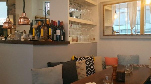 Restaurant la dilettante Escapades amoureuses Paris